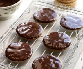 Čokoládové Digestives