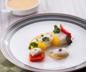 法式華麗銀鱈