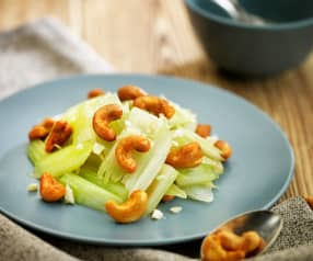 Celery and Cashew Nuts