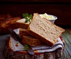 Jablečno-cibulový chléb