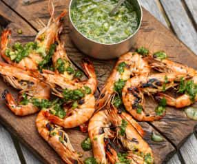 Mojo Sauce for Seafood