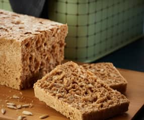 Steamed Wholemeal Bread