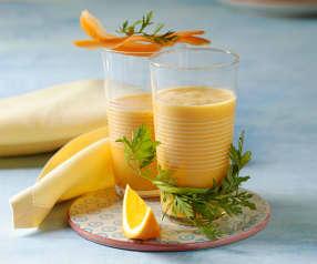 Karotten-Orangen Smoothie