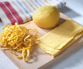 Pasta fresca (vegan)