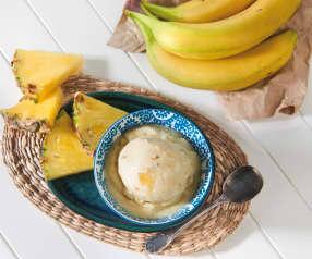Gelato bananas