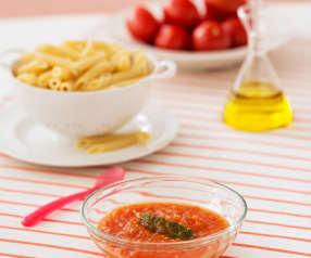 Salsa ligera de tomate