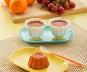 Galaretki winogronowo-pomarańczowe