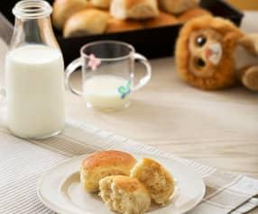 Bułeczki mleczno-maślane