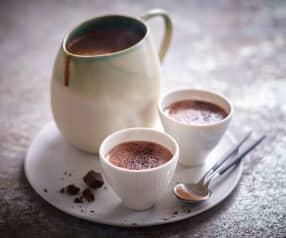 Horká čokoláda (bez laktózy)