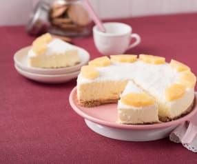 Ciasto ananasowe bez pieczenia