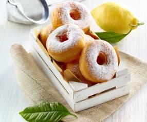Ciambelle al limone (di Luca Montersino)
