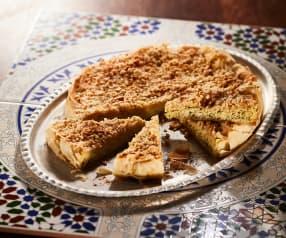 Hühnchen Pastilla