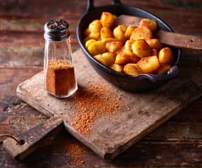 Bylinková sůl na brambory