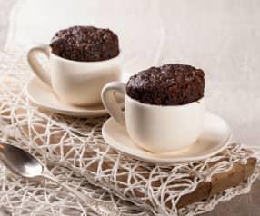 Extra čokoládový mug cake