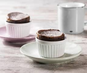 Kávový mug cake s whiskey cream likérem