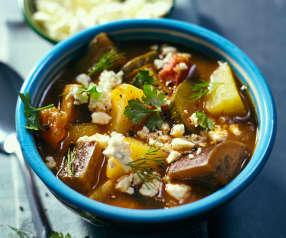 Egejska zupa warzywna