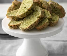 Kale Biscotti