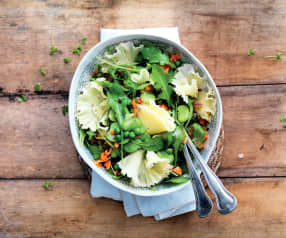 Salade fraîcheur à la tête de moine