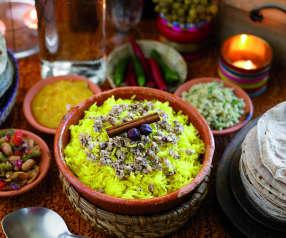 Kašmírská rýže