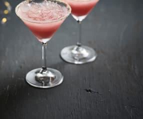 Margarita de toranja e romã