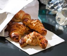 Croissant al burro (alla maniera de Colazione da Tiffany)