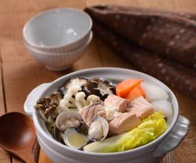 日式石狩鍋