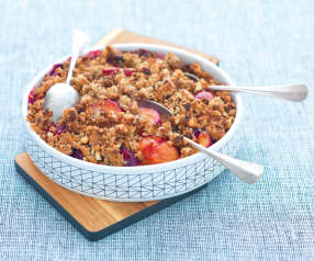 Crumble alle prugne