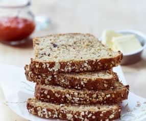 Frühstücks-Früchte-Brot