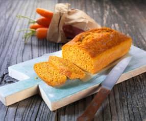 Plumcake alle carote al Varoma