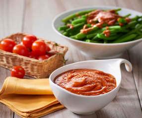 Salsa di pomodori ciliegia