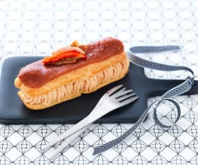 Eclairs au foie gras