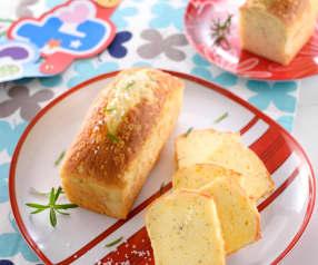 普羅旺斯迷迭香海鹽磅蛋糕