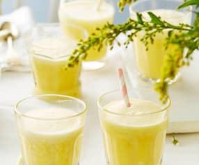 Ananas-Orangen-Shake