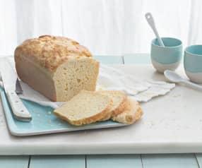 Pan de brioche sin gluten