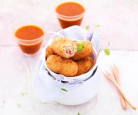 Croquetas de jambon de Bayonne