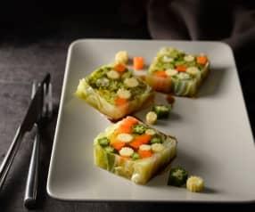 法式蔬菜凍