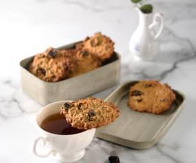 燕麥椰子餅乾