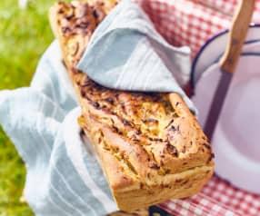 Käse-Zwiebel-Brote