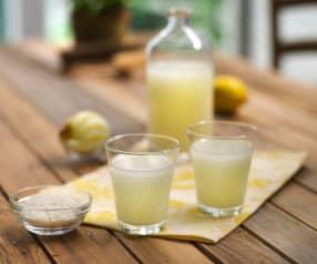 Bevanda di riso e limone