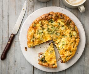 Low Carb Breakfast Frittata