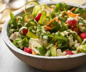 Houmous Salad Dressing