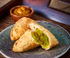 Samosa (empanadas vegetarianas)