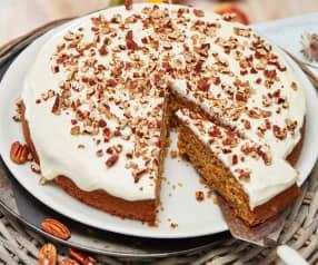 Dýňovo-jablečný koláč