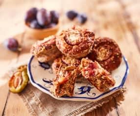 Zwetschken-Speck-Muffins