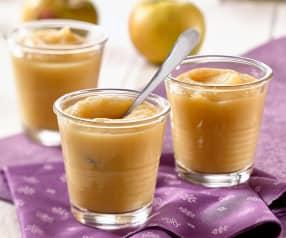 Composta di mele e castagne