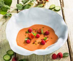Wassermelonen- Gazpacho