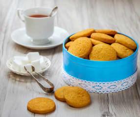 Biscotti di riso, mais e grano saraceno (senza glutine)