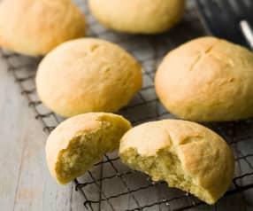 Curried Panini Bread - Panini al curry e ricotta