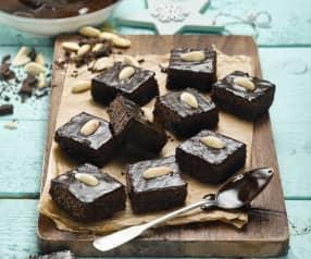 Bezlepkové čokoládové kostky