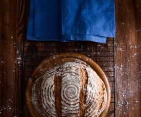 北歐裸麥葛縷子麵包